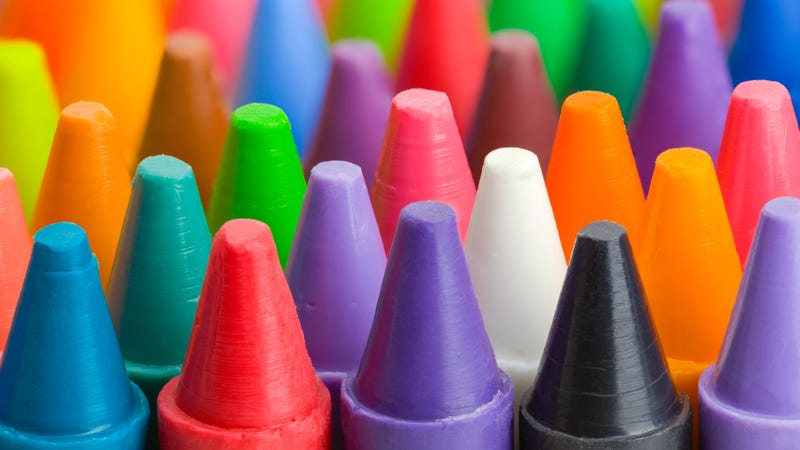 Illustration for article titled Crayola Beauty Is Giving Us a Chance to Relive Our Childhoods