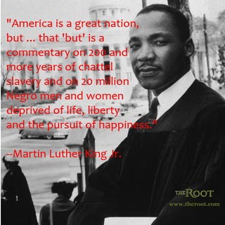 Quote Of The Day Martin Luther King Jr On Racial Injustice