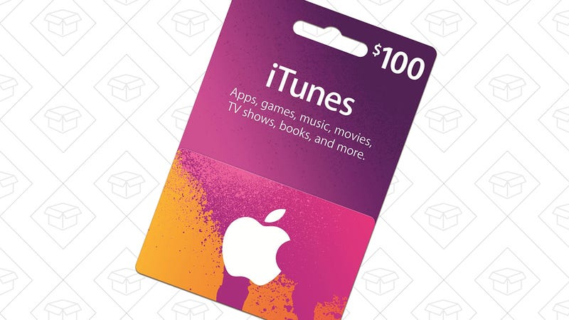 $15 off $100 in iTunes Gift Cards | Amazon | Promo code ITUNES15