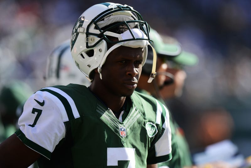 Illustration for article titled As Fans Chant For Vick, Rex Ryan Backs Geno Smith