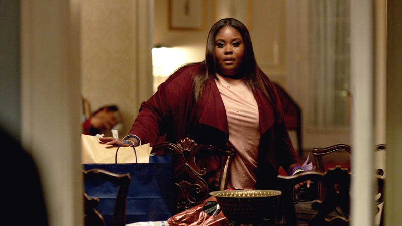 Raven Goodwin as Niecy in Being Mary Jane (BET Networks)