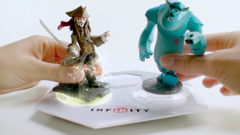 Illustration for article titled You'll Be Able to Play As Jack Sparrow, Woody, Or Any Other Disney Character In The Crazy Ambitious Disney Infinity