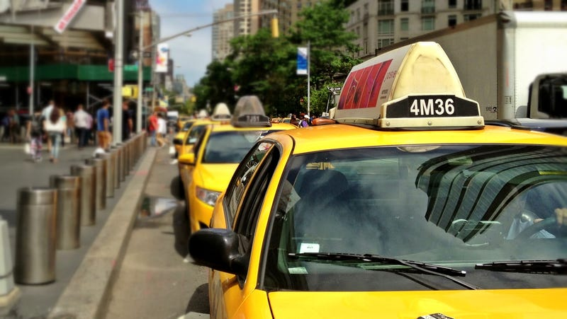 Illustration for article titled In Plain Sight: The Taxis of New York City