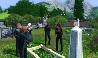 Illustration for article titled The Sims 3's Occult Connection, Plus New Screens