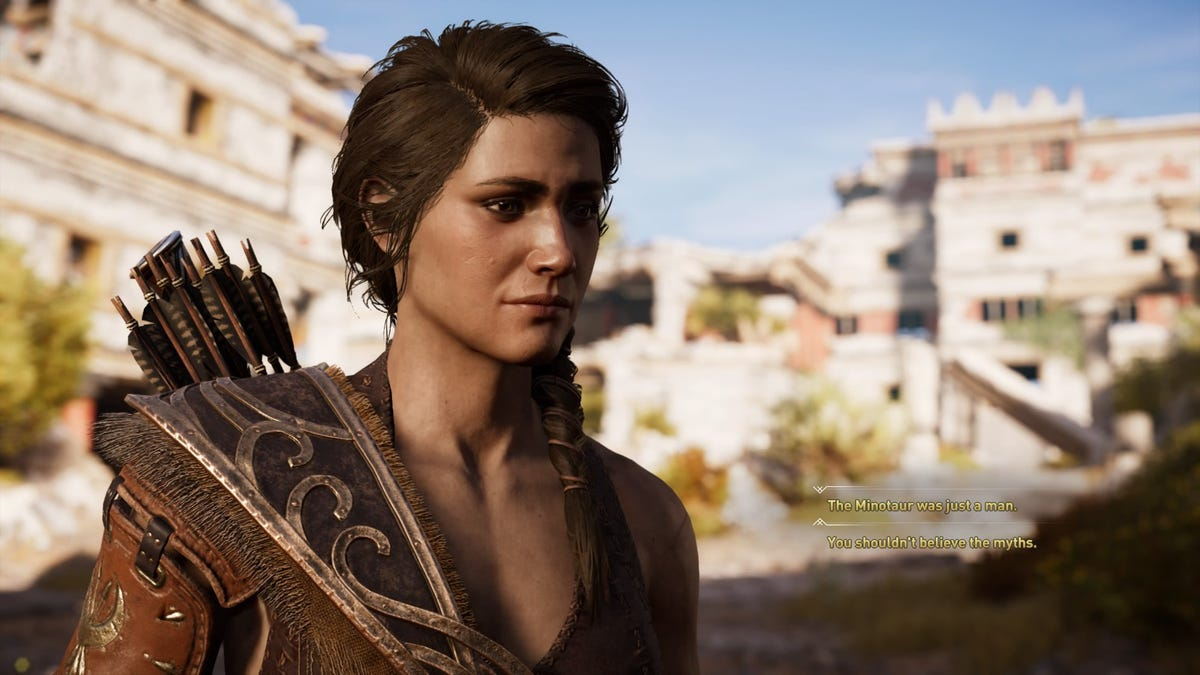 Assassin's Creed: Odyssey Is a Journey Through Mythology