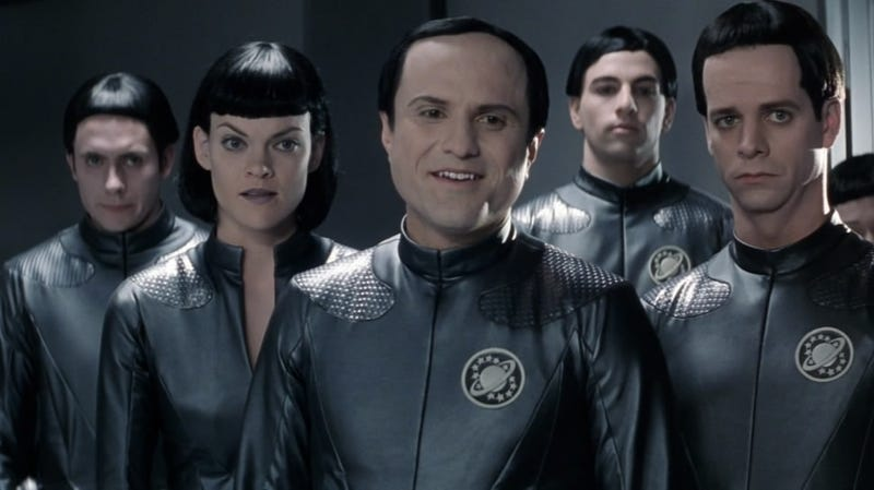 Illustration for article titled Why Enrico Colantoni Hopes They Never Make A Galaxy Quest Sequel