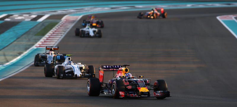 Illustration for article titled F1 Plans On Keeping Loathed V6 Turbo Engines Until 2020: Report