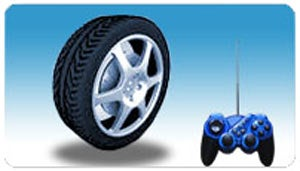 Illustration for article titled The Remote Controlled Tire is a World's First, and With Good Reason