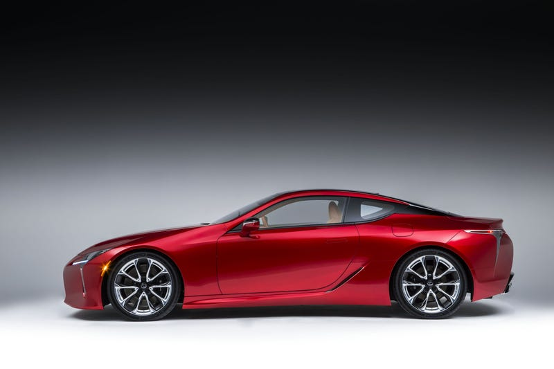 Inside the All-New Lexus LC 500! - Motor Trend Presents - YouTube