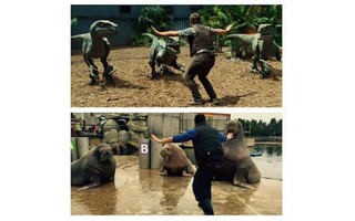 Illustration for article titled Zookeepers, Now's Your Moment to Recreate Jurassic World