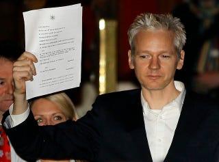 Illustration for article titled Read The Full Sex Crime Allegations Against Julian Assange