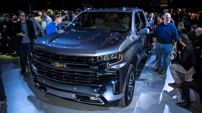 2019 Chevy Silverado 1500 Is Getting A Diesel