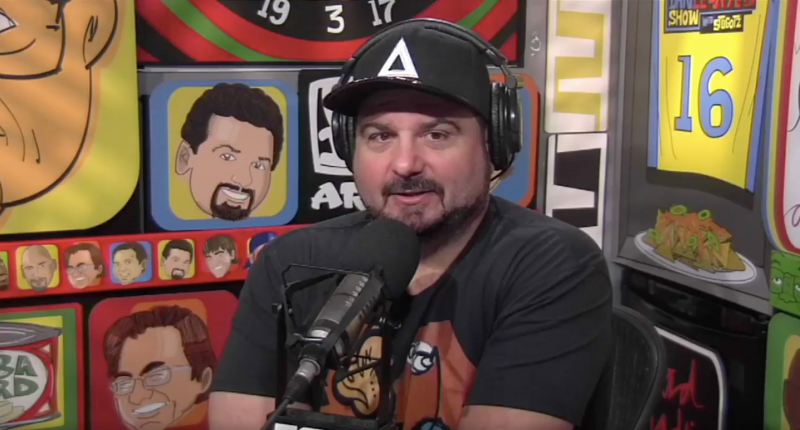 Illustration for article titled Report: Dan Le Batard Chose To Stay Off Radio Today After Talks With ESPN President
