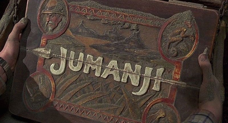 Illustration for article titled Here's an Idea: Let's Not Remake Jumanji
