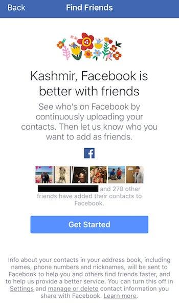 фейсбук моя сторінка