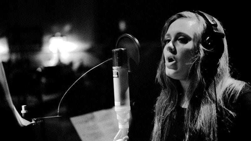 Adele (Photo: Sony Music Archives/PBS)