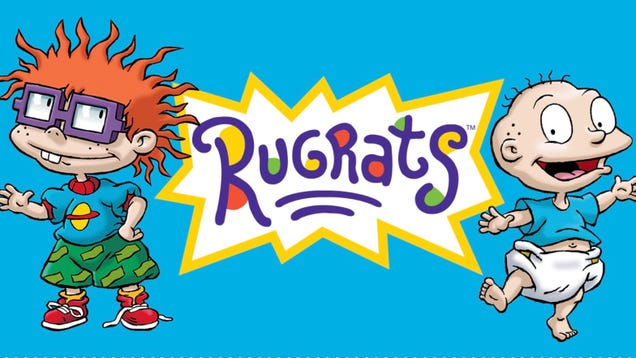 Rugrats will return with a new tv show and cgi movie utter buzz rugrats will return with a new tv show and cgi movie fandeluxe Image collections