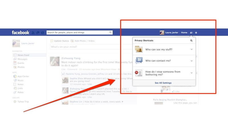 Illustration for article titled Facebook Has New Privacy Settings: Here's What's Different