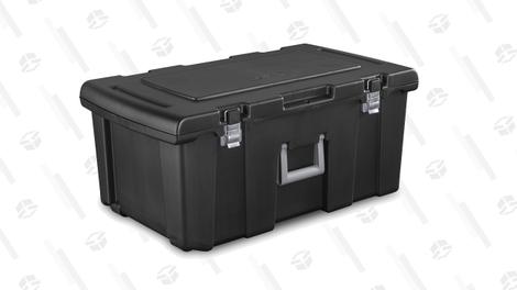 Sterilite Footlocker | $20 | Walmart