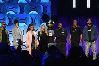 Illustration for article titled Lenyomhatja-e Jay Z a Tidallel a Spotifyt?