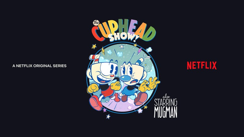 Illustration for article titled Cuphead Is Getting An Animated Netflix Series