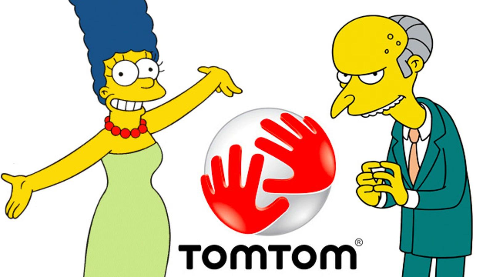 Tomtom celebrity voice
