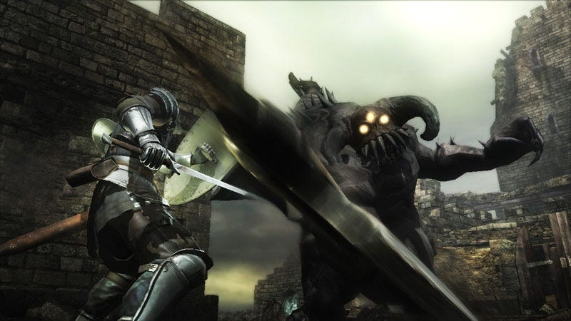 Illustration for article titled Demon's Souls Review: Souls Asylum