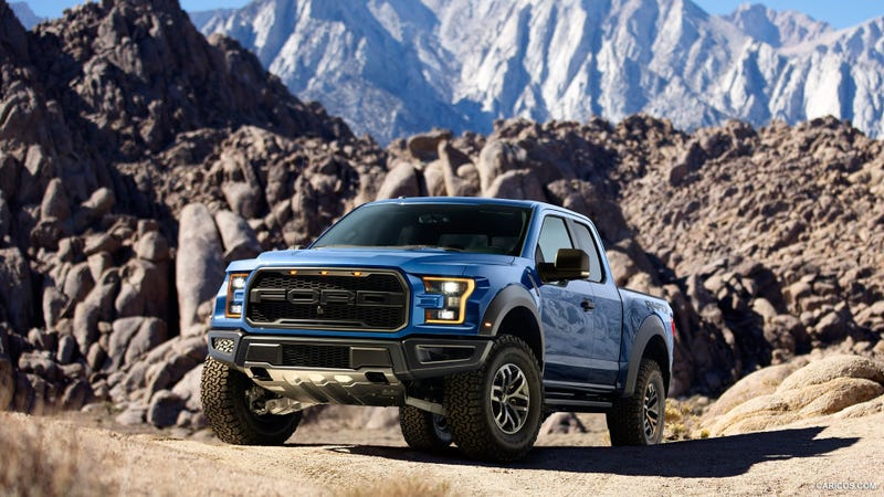Illustration for article titled Will The Lack Of A V8 Affect Ford F-150 Raptor Sales?