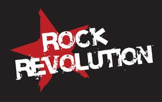 Illustration for article titled Rock Revolution For Wii: Air Drumming/Guitaring Isn't Very Fun