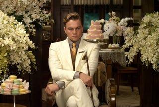 Leonardo DiCaprio in The Great Gatsby (Warner Bros)