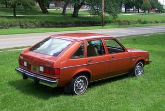 Illustration for article titled Nice Price Or Crack Pipe: World's Nicest 1981 Chevette For $8,995?
