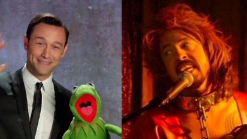Illustration for article titled Joseph Gordon-Levitt and Dave Grohl to guest star on The Muppets