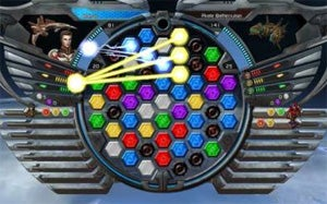 Illustration for article titled The True Puzzle Quest: Galactrix PC Demo