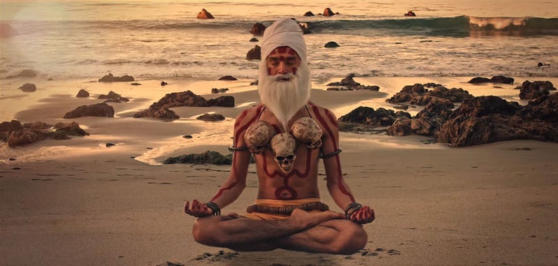 Illustration for article titled Dhalsim Cosplay Is Suitably Serene