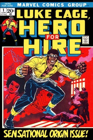 Illustration for article titled I have two humble requests for this Luke Cage thing on Netflix: