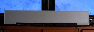 Illustration for article titled Yamaha's Flagship YSP-4000 Soundbar...In My House (Verdict: Sounds Great, Hard to Place)