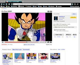 Illustration for article titled Youtubian Bookmarklet Simplifies YouTube, Adds Download Links