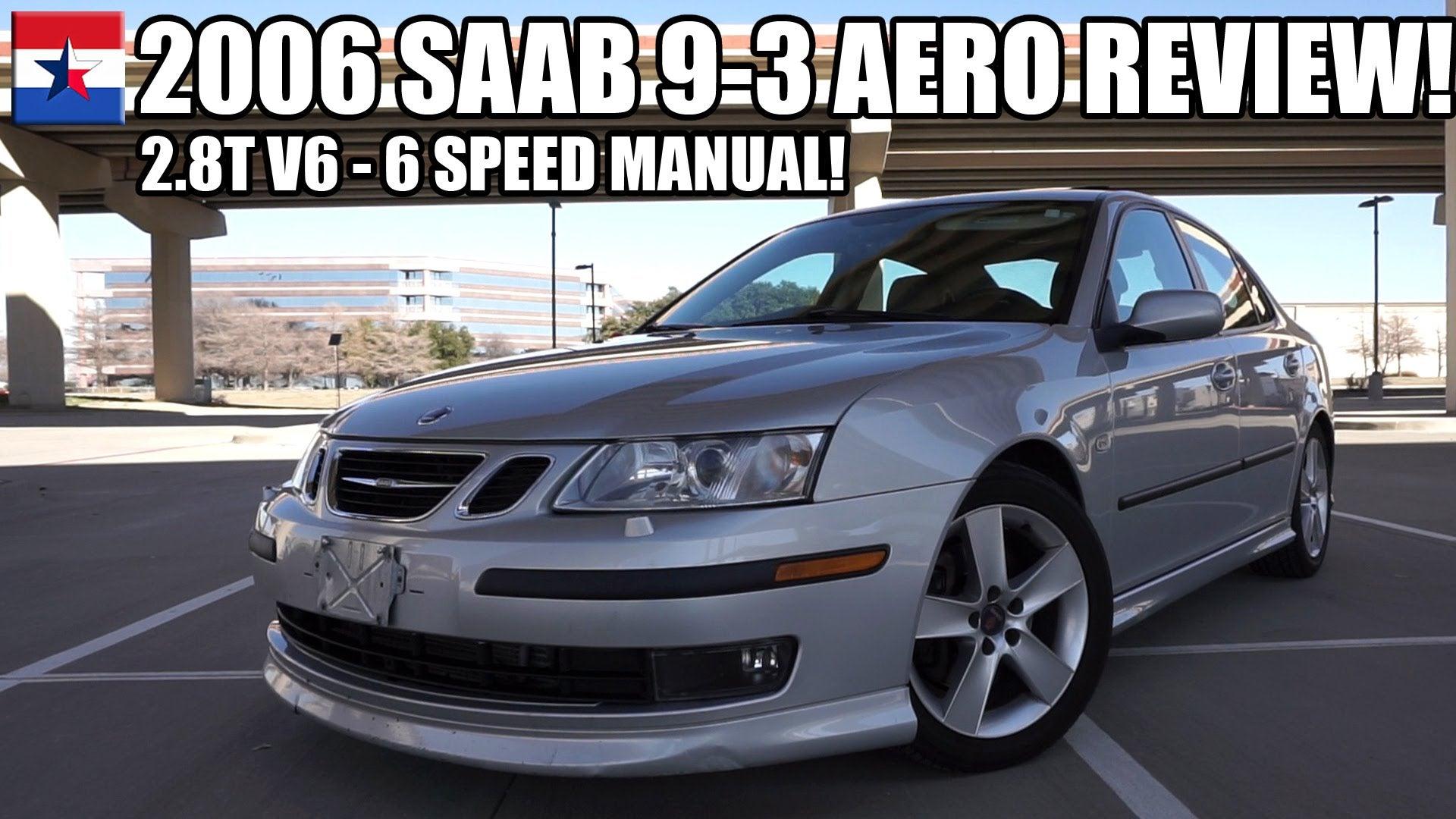2006 saab 9 3 aero review rh oppositelock kinja com 2006 Saab 9 3 Black 2006 saab 9 3 aero owner's manual