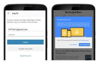 Illustration for article titled New Google Platform Will Save Your Passwords on Third-Party Apps