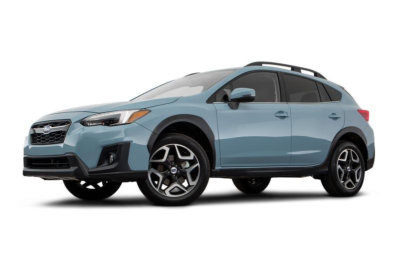 Illustration for article titled 2018 Subaru XV - Summary