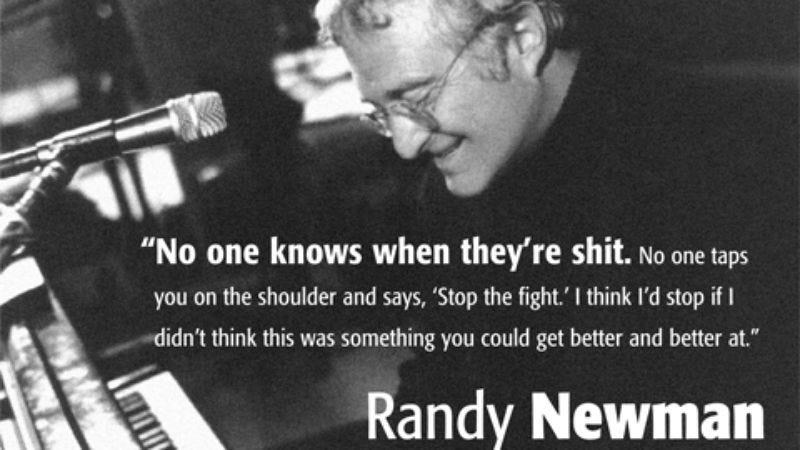 Randy Newmans Unique Defense Of >> Randy Newman