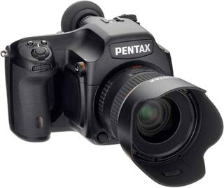 Illustration for article titled 40MP Pentax 645D Camera Will Be Japan's In May, And Ours Soon After