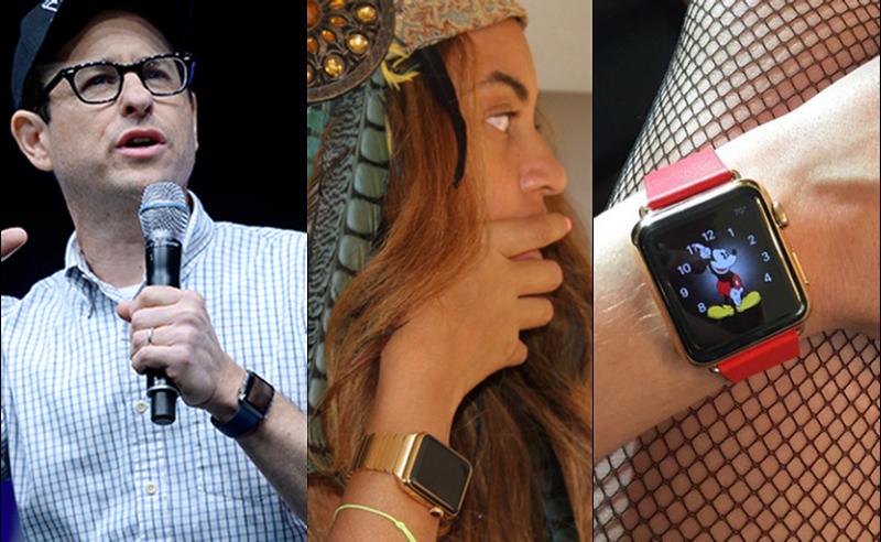 Illustration for article titled Famosos y misterio: cómo Apple quiere convertir su reloj en aspiracional