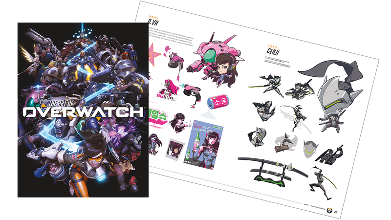 Illustration for article titled A Look Inside The Art Of Overwatch