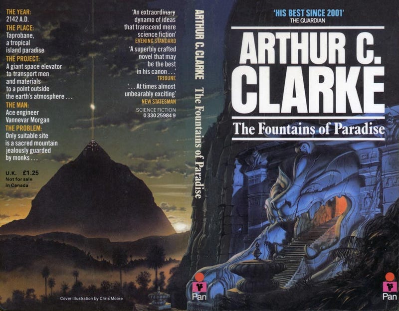 The Fountains of Paradise by Arthur C. Clarke