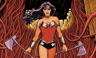 Illustration for article titled WB/DC Actually Wants A Female Director For The Wonder Woman Movie