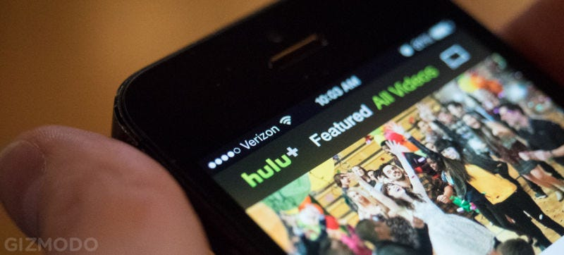 Illustration for article titled Finally: Hulu Offers No Ads, for $12 a Month