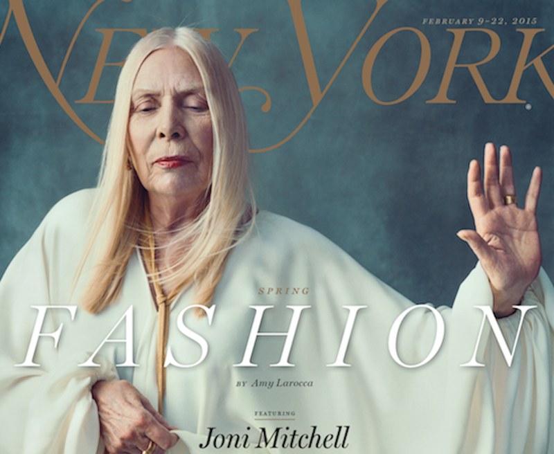 Illustration for article titled Joni Mitchell: 'All My Battles Were With Male Egos'
