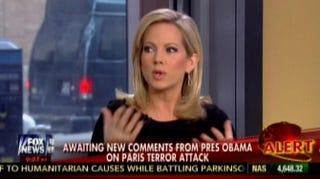 Fox News correspondent Shannon BreamFox News Screenshot