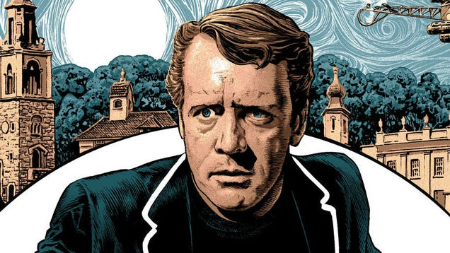 Celebrate the 50th Anniversary of The Prisoner With This Cool Retro Poster